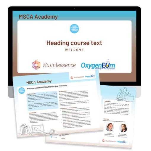 MSCA Academy